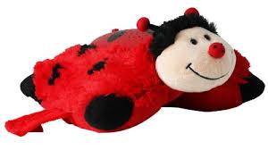 light up ladybug pillow pet 12 coolest ladybug pillow pets