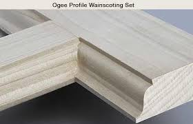 How To Make Wainscoting With Moulding Wainscoting Router Bit Sets Home Improvement Project
