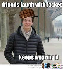 Meme Jacket - scumbag garbage jacket by avpot meme center