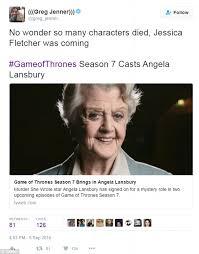 Angela Lansbury Meme - murder she wrote s angela lansbury kills rumours she s joining game