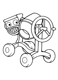 coloring bob builder coloring pages 36