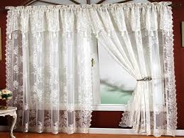Beautiful Curtains by Curtain With Attached Valance Pattern Decorate The House With