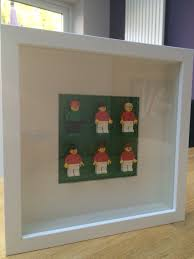Ikea Wall Art by Lego Ikea Hack Football Or Soccer Wall Art Mufc Chambre Lu