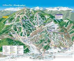 Colorado Springs Trail Map by Maps And Trails