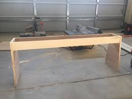 Snowboard Bench Legs Diy Snowboard Bench Do It Your Self