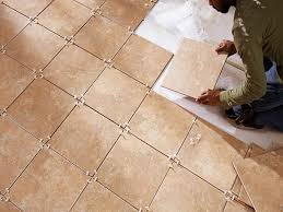 wonderful tile floor installation lovely installing bathroom floor