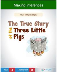 making inferences true story pigs