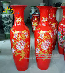 Pottery Vases Wholesale Retail And Wholesale 1meter Tall Ceramic Floor Vases For Indoor