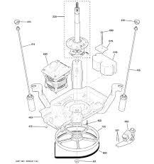 ge washer parts in ge washer motor wiring diagram gooddy org