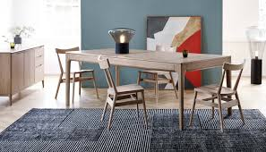 Dining Room Furniture Chemistry Modern Ercol Romana Extending Dining Table