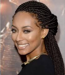 braided pin up hairstyle for black women box braids braided hairstyles for black women hairstyles