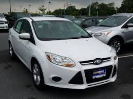 2014 Ford Focus Se Interior Used Ford Focus For Sale Carmax
