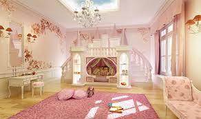 25 chambres de princesses votre fille va adorer