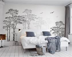 decorative wallpaper for home custom wallpaper home decorative mural black white sketch