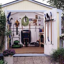 shed interior home design tips plan the perfect garden shed