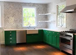 green kitchen decorating ideas kitchens green tiles recycled tiles for backsplashes home