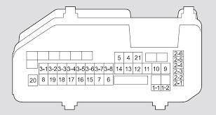 honda accord 2008 u2013 2009 u2013 fuse box diagram auto genius