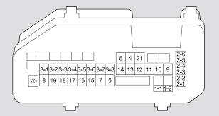 vsa light honda accord 2009 honda accord 2011 2012 fuse box diagram auto genius