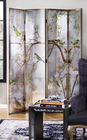 decor mesmerizing lost mirrored room divider design for vivacious