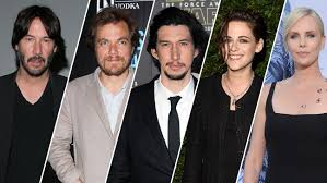 Keanu Reeves  Michael Shannon  Adam Driver  Kristen Stewart and Charlize Theron Hollywood Reporter