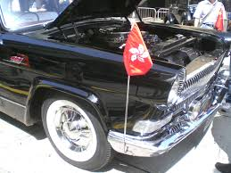 Custom Car Flag File Hk Central Chater Road Classic Car Club Of Hk Sunday Red Flag