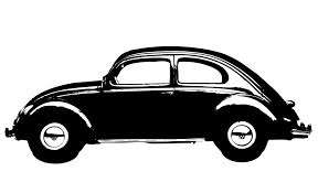 punch buggy car classic car clipart volkswagen bug pencil and in color classic