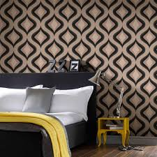 graham u0026 brown trippy gray wallpaper 30 450 home depot