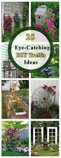 Vertical Garden Trellis - 21 easy diy trellis u0026 vertical garden structures page 3 of 3