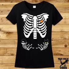 Pregnancy Halloween Costumes Skeleton Pregnant Skeleton Shirt Pregnant Halloween Costumes Jackpottees