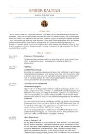 photography resume template photographer resume template vasgroup co