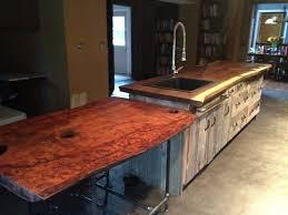 Large Kitchen Table Kitchen Unusual Black Kitchen Island With Walnut Top Black