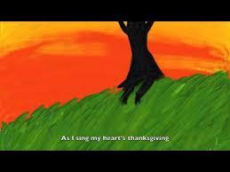 my s thanksgiving