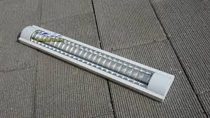 Ceiling Fluorescent Lights Led Light Design How To Replace Flourescent Light Fixture With