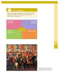historia libro 5 grado 2016 2017 cuarto historia14 bloque 5 temas para comprender el periodo