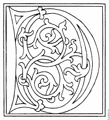 medieval alphabet coloring pages medieval coloring pages to