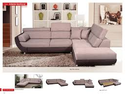 Fabric Living Room Furniture Artemis Sectional Sofa Beds Living Room Furniture