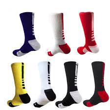 2017 usa wholesale professional elite basketball socks knee