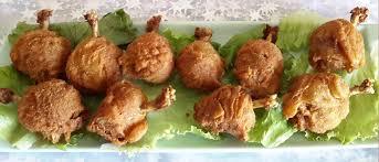 recette cuisine creole reunion recette croquettes poulet de la réunion boutik lontan