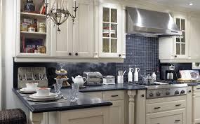 blue and white kitchen decor kitchen design
