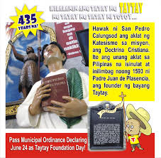 doctrina christiana catechism u2013 taytay ni juan