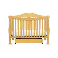 Storkcraft Princess 4 In 1 Fixed Side Convertible Crib White by Parker Crib Conversion Kit Creative Ideas Of Baby Cribs