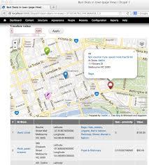 Google Maps Api Blank Map by Ip Geolocation Views U0026 Maps Sauce