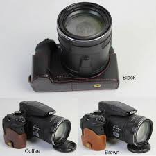 compare prices on leather camera case bag cover for nikon coolpix