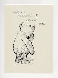 quote drawings i do remember and then winnie the pooh quotes classic