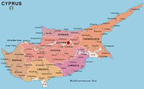 map of cyprus cyprus political map political map of cyprus political cyprus