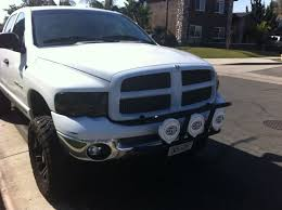 painted my grill pics dodgeforum com