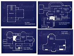 find floor plans by address charmed house more specific layout home find floors by