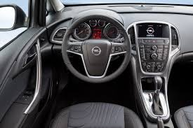 vauxhall insignia interior opel pressroom europe photos