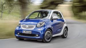 smart fortwo review top gear