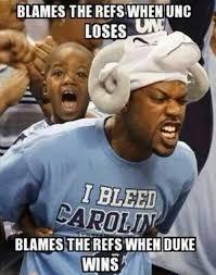 Unc Basketball Meme - 191 best i hate unc images on pinterest duke basketball duke blue
